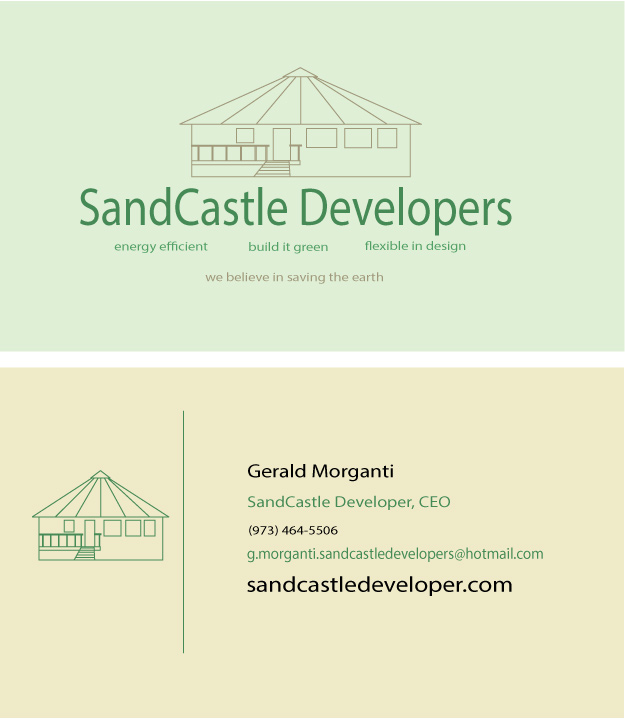 SandCastle Flyer