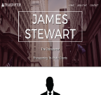 James Stewart Uber Driver website image