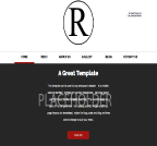 An image of CMS Conversion Template ARestaurant Future website