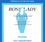 An image of a Boss Lady Development Email Campaign