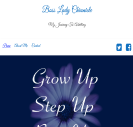 An image of Boss Lady Chronicle Blog active website