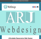 An image of ARJ-Web_Design active Email Campaign
