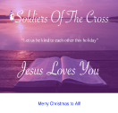 An image of a Soldiers Of The Cross Email Campaign