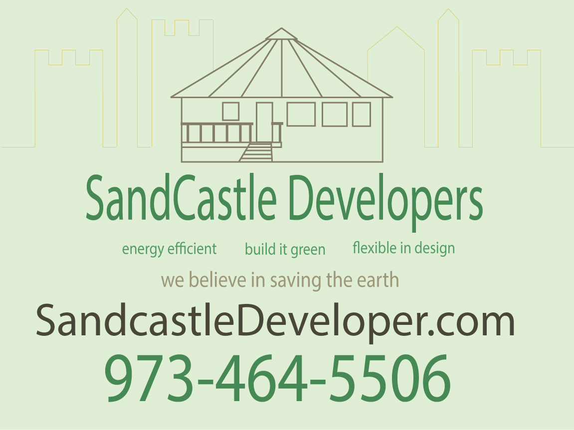 Sandcastle Developer Magnet