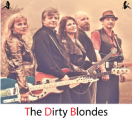 An image of a Template for The Dirty Blondes Email Campaign website design