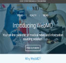 An image of WebMD Email Campaign